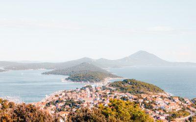 Het eiland Losinj