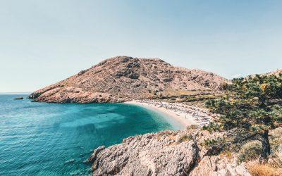 8 x de mooiste stranden in de Kvarner baai