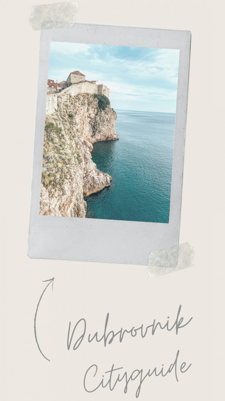zijbalk Dubrovnik
