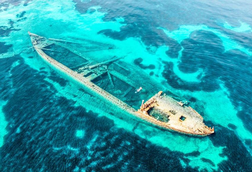 Het eiland Dugi Otok Kroatie