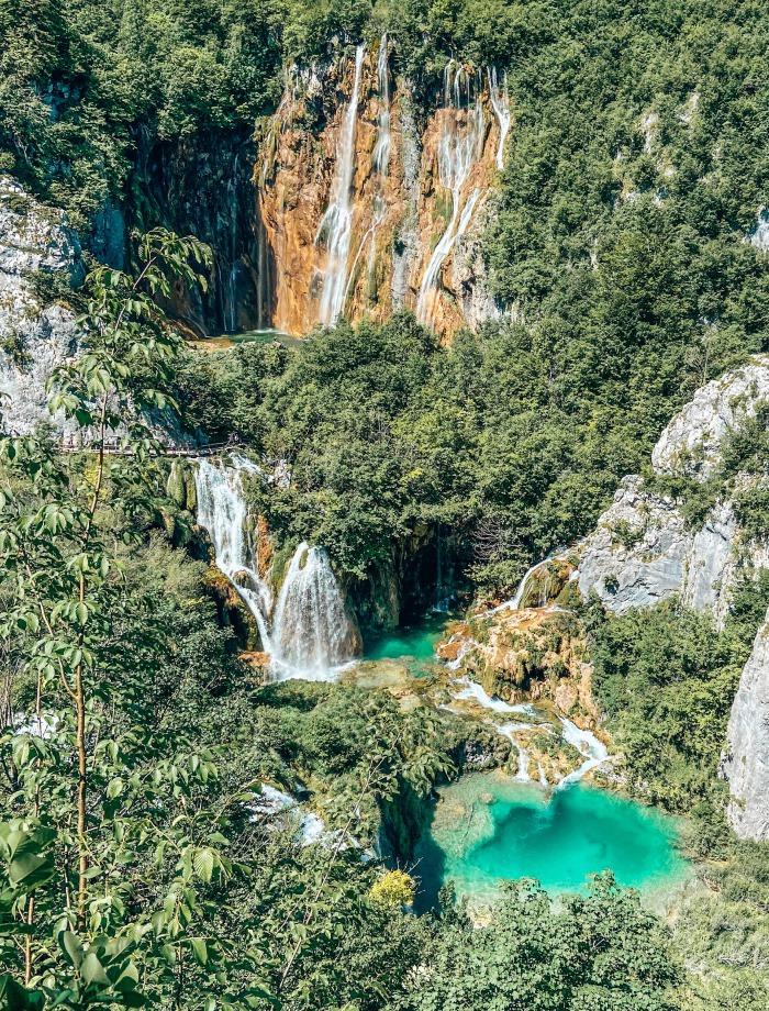 Nationaal Park Plitvice Kroatie