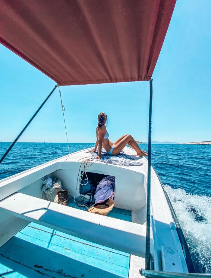 rent a boat Hvar Kroatie